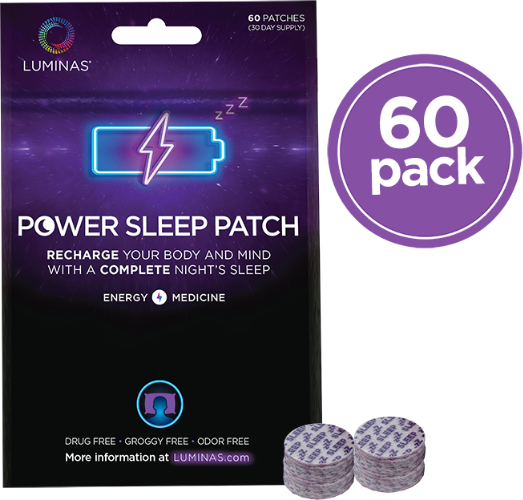 luminas power sleep patches
